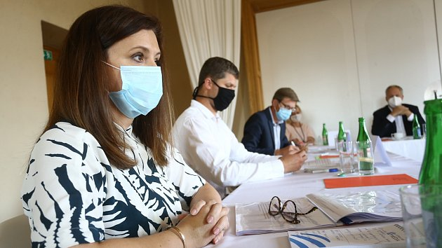 Předvolební debata pozvaných kandidátů na středočeského hejtmana v Kutné Hoře
