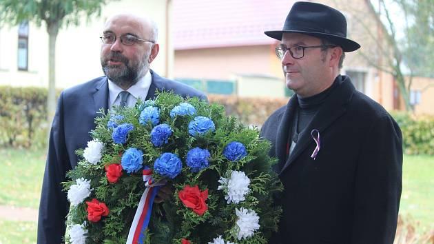 Oslavy výročí Československa ve Zruči nad Sázavou