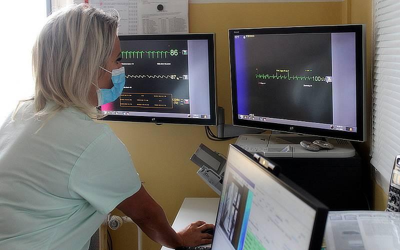 Městská nemocnice Čáslav je sice v personální krizi, disponuje ale špičkovým vybavením.