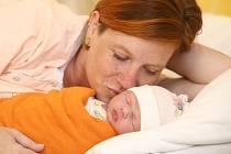 Josefína Metelková se narodila v čáslavské nemocnici ve středu 5. srpna 2020 v 8.26 hodin. Vážila 3100 gramů a měřila 50 centimetrů. Domů do Drahobudic si ji odvezli za sestrami Pavlou, Terezou a Marií-Annou maminka Pavla a tatínek Michal.