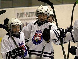Krajská hokejová liga mladších žáků: Sršni Kutná Hora - Benátky nad Jizerou