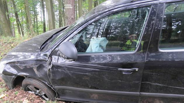 Muž řídil pod vlivem alkoholu. Policisté mu naměřili 2,3 promile alkoholu v dechu.