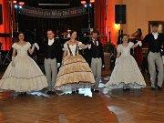 Městský ples Zruče nad Sázavou