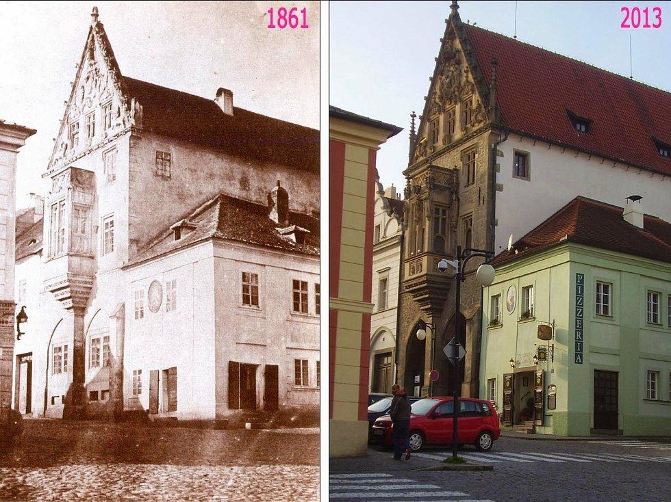 Kutná Hora - Václavské náměstí