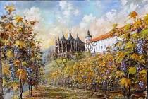 Zahájí výstavu Hory Kutné  v umění výtvarném.