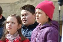 Kutnohorský Majáles je hlavně o dětech.