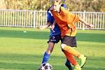 Fotbalový okresní přebor mladších žáků: FK Uhlířské Janovice - FK Čáslav 3:4 (0:4).