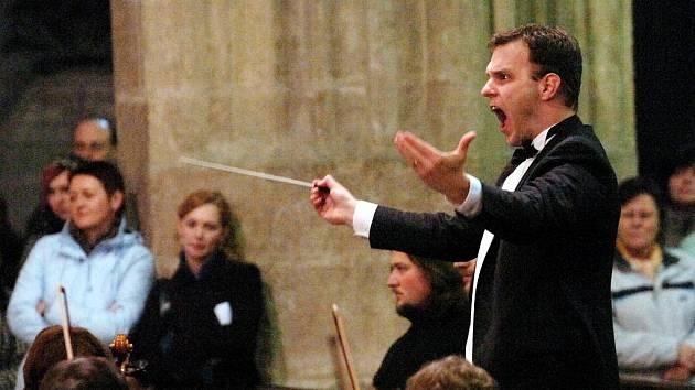 Requiem W. A. Mozarta v kutnohorském kostele svatého Jakuba