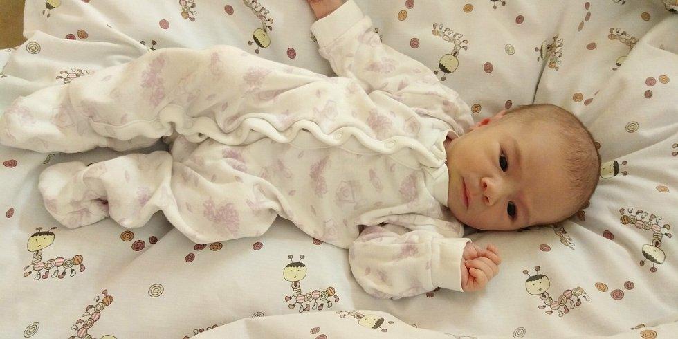 Sophia Pérez přišla na svět 13. ledna 2021 v 15. 35 hodin v čáslavské porodnici. Vážila 3170 gramů a měřila 49 centimetrů. Doma v Markovicích ji přivítali maminka Michaela a tatínek Robert.