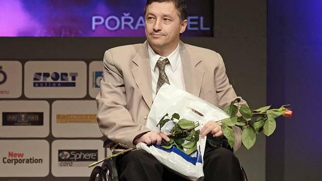 Boccista Leoš Lacina.