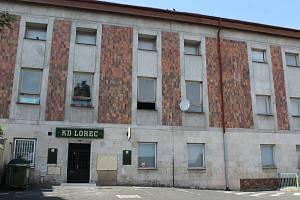 Kulturní dům Lorec v Kutné Hoře.