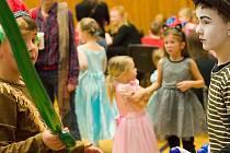 Na karnevalu byla k vidění řada princezen.