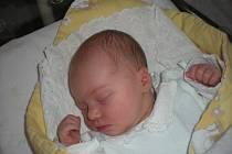 Ema Vavřinová se narodila 5. března v Čáslavi. Vážila 3000 gramů a měřila 49 centimetrů. Doma v Čáslavi ji přivítali maminka Petra a tatínek Marek.