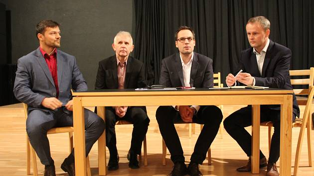 Spolek Čáslav pro všechny se poprvé sešel s veřejností.