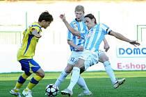 4. kolo II. ligy: Tescoma Zlín - Zenit Čáslav, 21. srpna 2010.