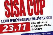 Blíží se čtvrtý ročník Šíša Cupu.