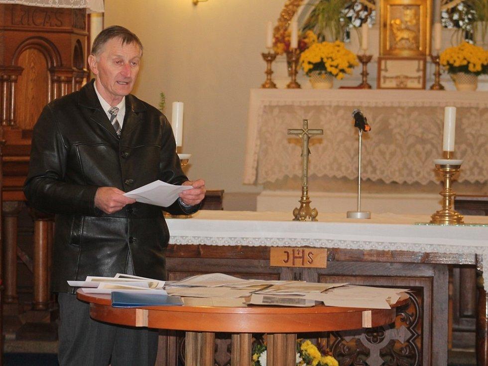 Svatomartinská pouť v Červených Janovicích 10. 11. 2013