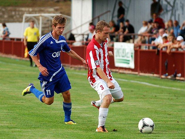3. kolo Divize C: Kutná Hora - Letohrad 2:0, 26. srpna 2012.
