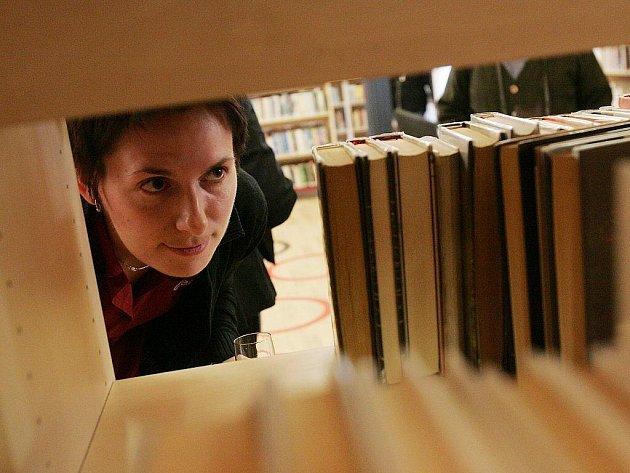 Znovuotevření kutnohorské knihovny po rekonstrukci.