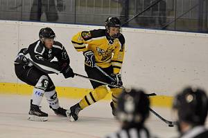 Hokejisté Kutné Hory porazili v sobotu ve 2. kole krajské hokejové ligy Mladou Boleslav B 4:3.