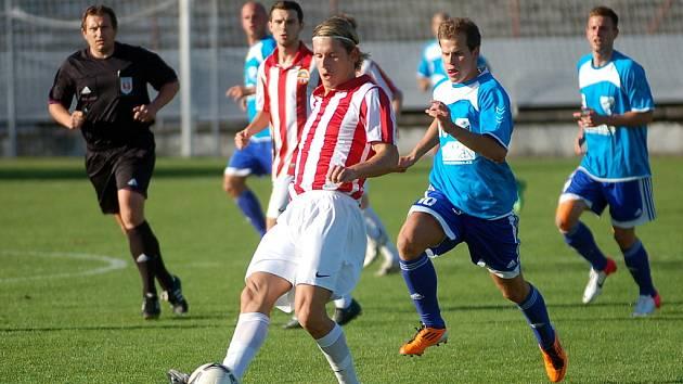 7. kolo Divize C: Kutná Hora - Mšeno 1:0, 23. září 2012.