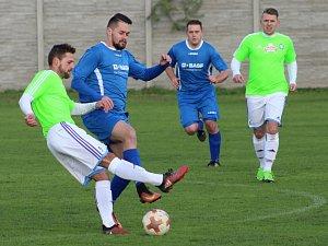 Hlízov potvrdil prvním místo vysokou výhrou 6:0 nad Bečváry