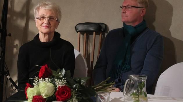 Předávání Cen Václava Bendy v GASK 9. listopadu 2015