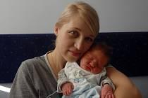 Tomáš Kožený se narodil 6. ledna v Čáslavi. Vážil 3700 gramů a měřil 52 centimetrů. Doma v Čáslavi ho přivítali maminka Alla, tatínek Tomáš a sourozenci Daniel a Nikolka.