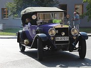 Veteran Rallye Kutná Hora 2016