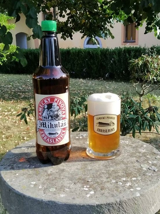 Pivo ze Zbraslavic.