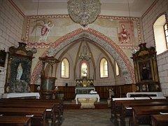Bohdanečský kostel skrývá unikát.
