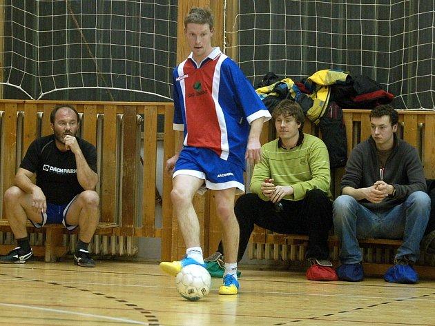 13. hrací den Club Deportivo futsalové ligy, 10. ledna 2013.