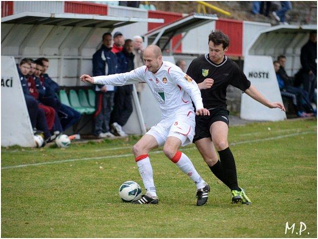 Divize C: Kutná Hora - Rapid Liberec 7:1, 16. března 2014.