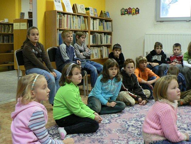 Žáci ze Základní školy Jana Palacha v Kutné Hoře.