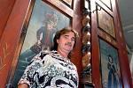 Nápad na nejvyšší skříň světa nosil Jan Bilý v hlavě několik let