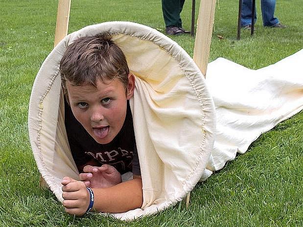 Dětský den v Úmoníně. 28.8. 2010