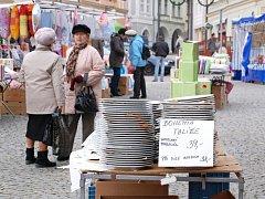 Adventní trhy v Kutné Hoře.