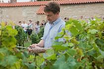 Kutnohorští vinaři symbolicky zavřeli horu.
