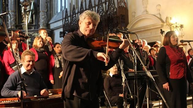 Sbor Tyl oslavil 170. výročí koncertem s Hradišťanem