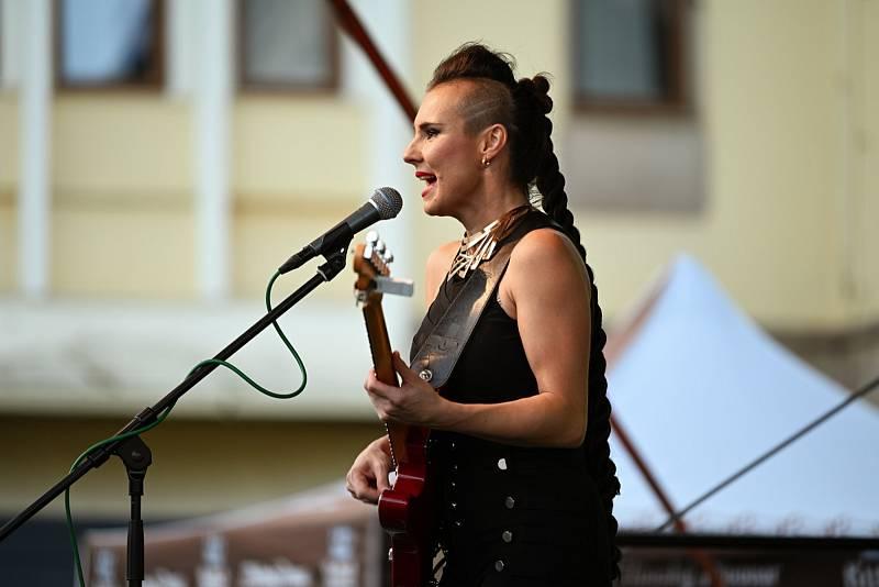 Ze Svatováclavských slavností 2021 v Kutné Hoře.