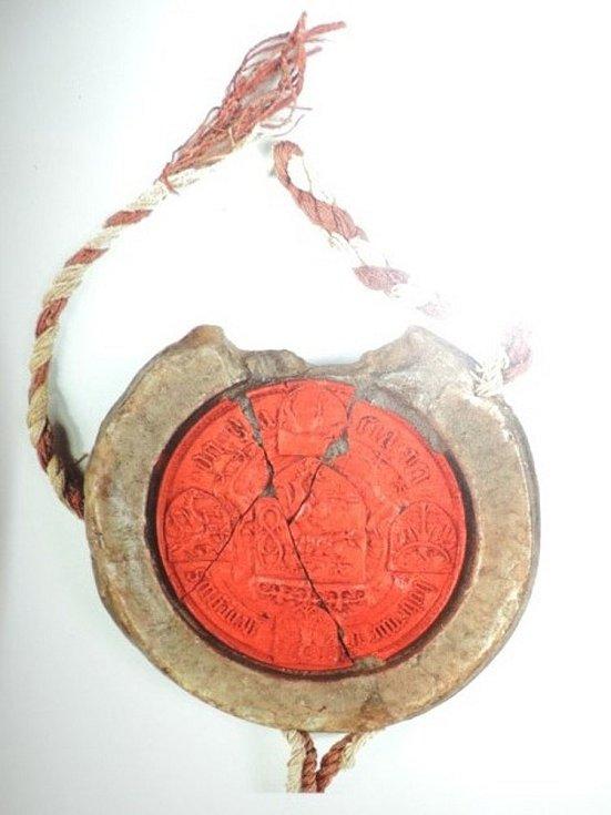 Čáslavská privilegia jsou nejstarší zachované listiny, které měly vliv na rozvoj královského města Čáslavi