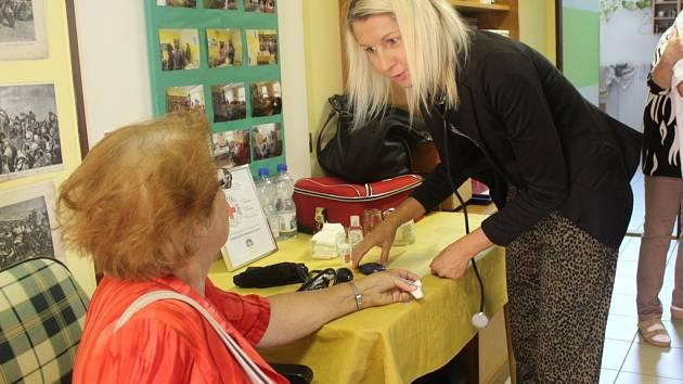 Den otevřených dveří v Centru pro zdravotně postižené a seniory v Kutné Hoře