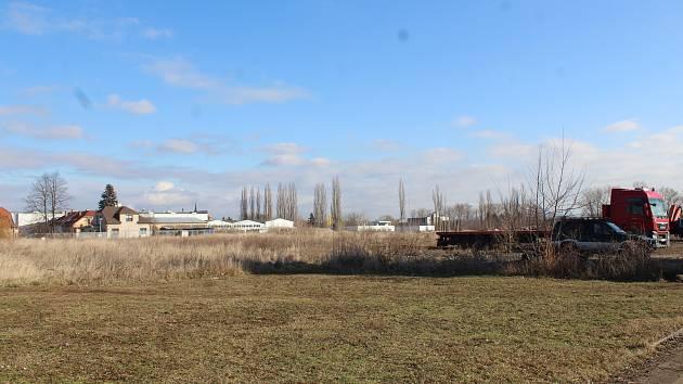 Bývalý areál společnosti Avia v Kutné Hoře.