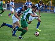 Fotbalisté Čáslavi dotáhli zápas 1. kola Mol Cupu do penaltového rozstřelu, ale v něm Vlašimi podlehli.