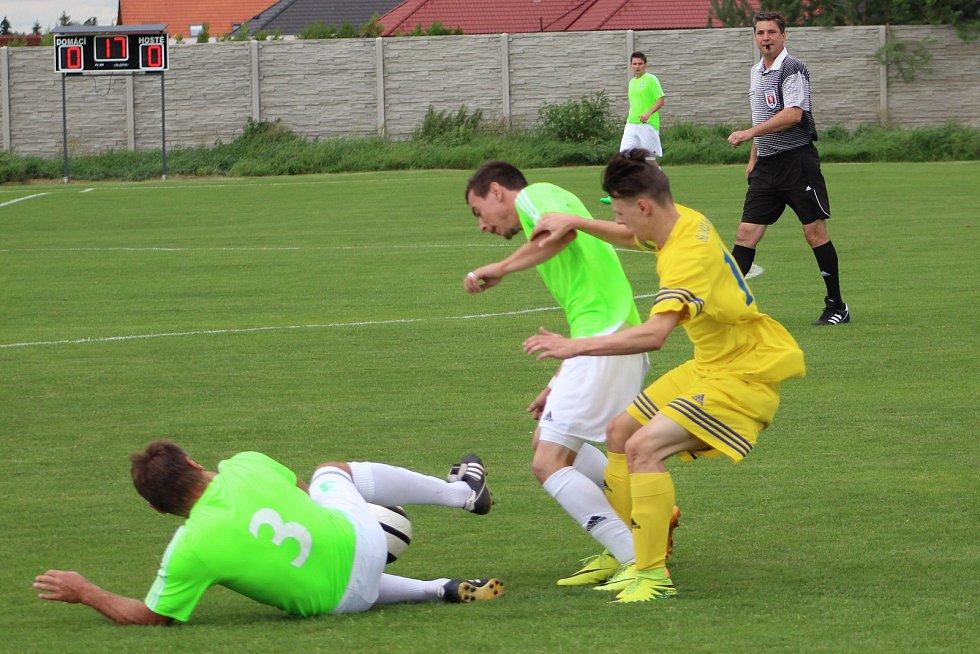 Hlízov zvládl vítězně i druhé přípravné utkání.