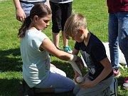 V Kutné Hoře se konalo krajské kolo soutěže Mladý záchranář.