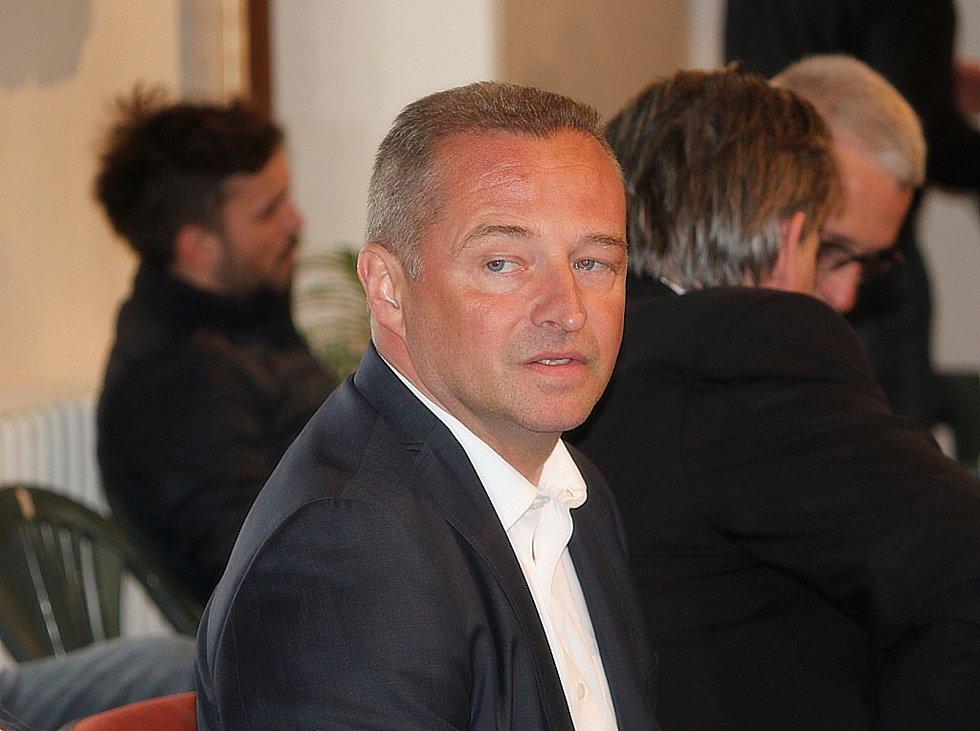 Jednání kutnohorských zastupitelů 14. května 2019.