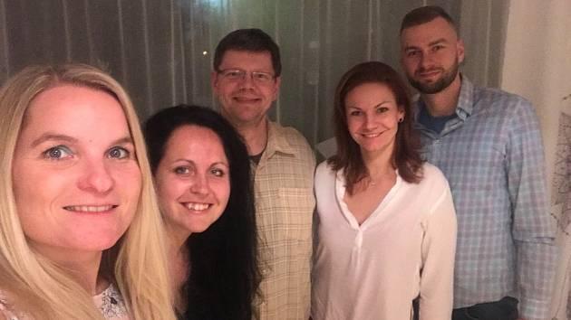 Ze setkání podnikatelů v čáslavské RůznoRadosti.