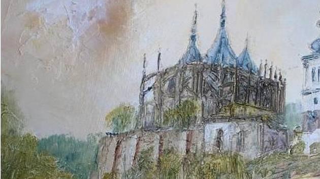 ArcusGallery představí dílo Vladimíra Císaře