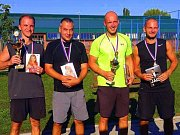 Policisté z Kutnohorska se radují ze sportovního úspěchu.